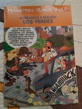 COLECCIÓN DE CÓMICS DE MORTADELO Y FILEMÓN