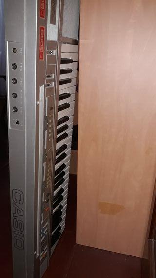 teclado casio.casiotone