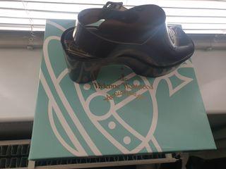 Vivienne Westwood heeled sandals size 6 genuine