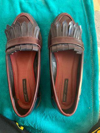 Zapatos mustang 40