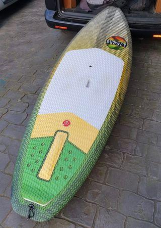 Tabla paddle surf / sup Redwoodpaddle carbono