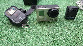 gopro hero3+ gimbal estabilizador y accesorios