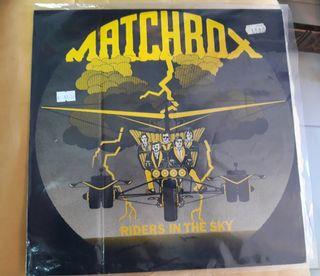 Disco lp vinilo Matchbox