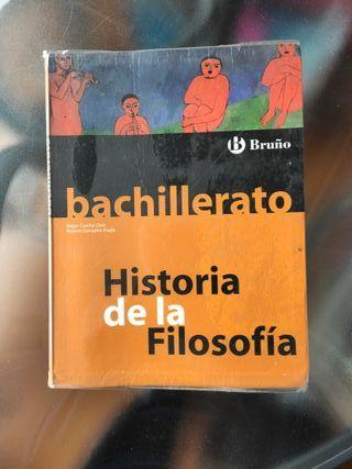 Libro de Historia de la Filosofía (Bachillerato)