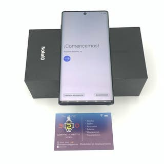 SAMSUNG GALAXY NOTE 10 256GB ORIGINAL FACTURA