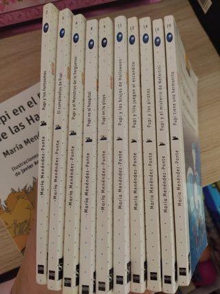 libros Pupi