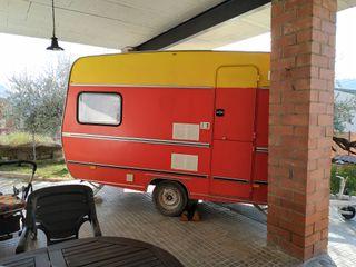 caravana 750kg con ficha reducida