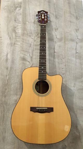 Guitarra acústica Guild gad-40 C Cutaway