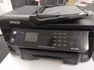 Impresora Multifuncion EPSON WF-3520