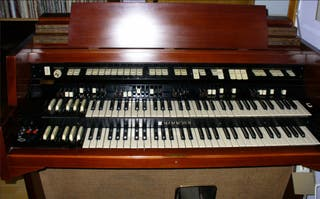 Hammond H100 1968 (Upgrading Hammond B3)