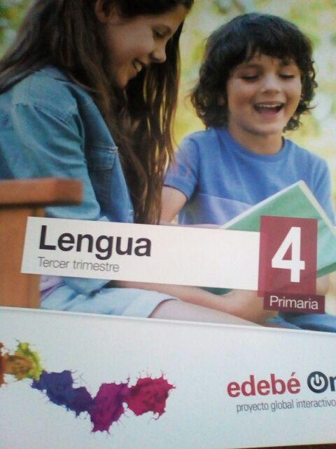 Lengua 4 Primaria Edebé