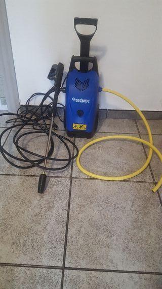 Hidrolimpiadora electrica