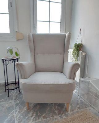 sillón IKEA STRANDMON