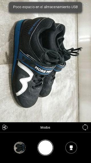 Zapatillas halterofilia y powerlifting talla 38