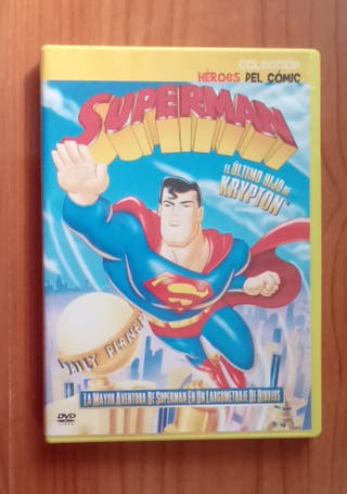 dvd Superman