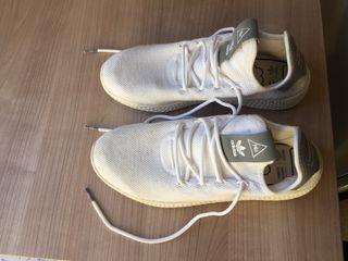 Adidas Pharrell Williams blancas
