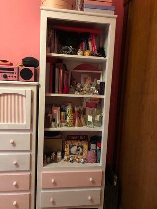 Muebles de habitación juvenil chica