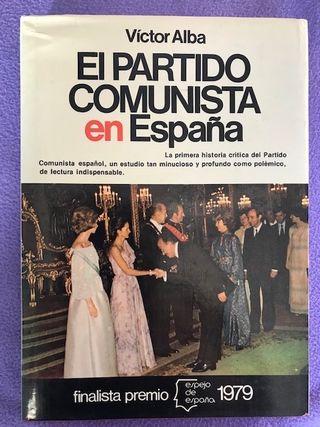El Partido Comunista en España