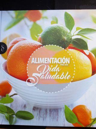 libro Alimentación para una vida saludable