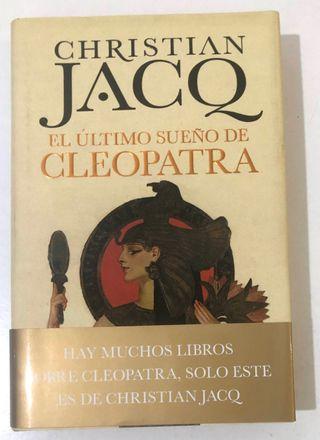 El Último Sueño de Cleopatra (de Christian Jacq)