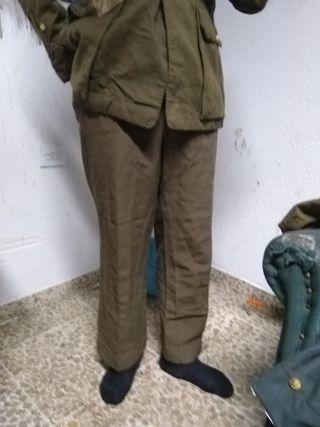 Pantalones de militar