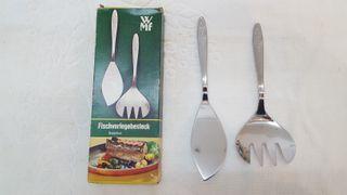 Cubiertos de servir pescado, marca WMF