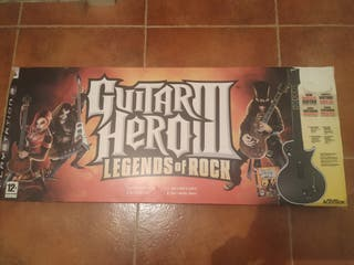 guitarra Guitar Hero PS3