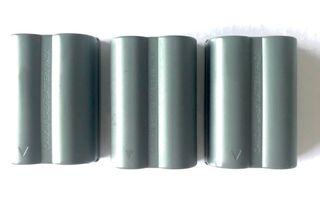 Tres baterías auténticas Canon BP-511A