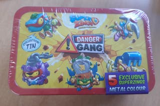 Caja Superzings Danger Gang