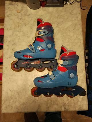 patines en linea niño