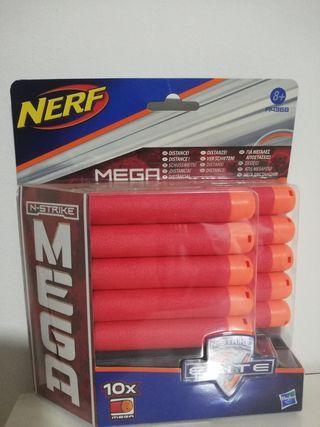 Balas de Nerf N-STRIKE MEGA