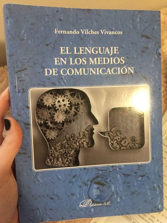 Libro del lenguaje en los medios de comunicacion