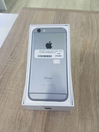 Iphone 6s 32GB Gris Espacial Ocasión