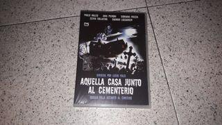 Aquella Casa al Lado del Cementerio DVD