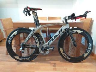 Bicicleta Triatlon Fuji D-6