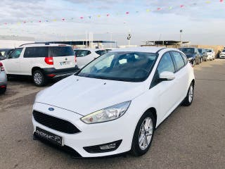 Ford Focus 1.5TDCI-LibroMant-Impecable-UnicoPropie