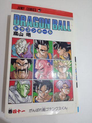 Manga japones Dragon Ball