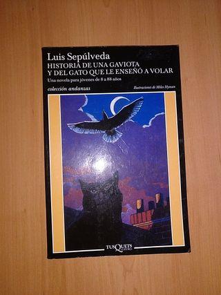 Vendo libro de Luis Sepúlveda