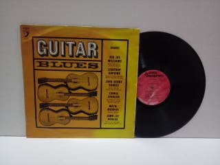 Guitar Blues Recopilatorio Guitarristas 1973 ESP