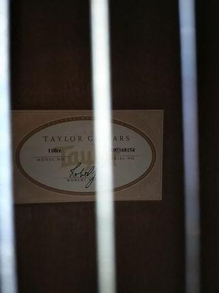 guitarra acústica Taylor 110ce
