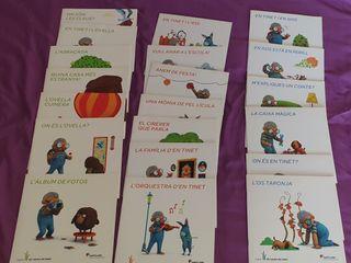 Libros del Tinet - Libros preescolares