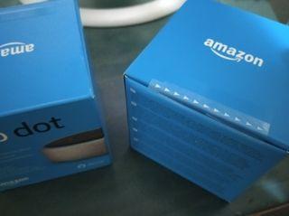 altavoz echo dot de Amazon