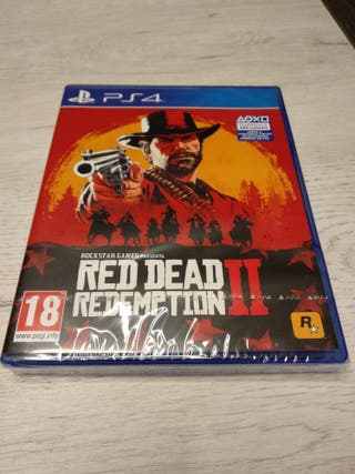 Red Redemption 2 nuevo. PS4