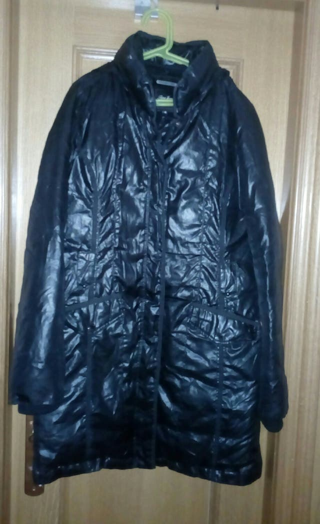 chaquetón largo Pepe Jeans HOY 35€