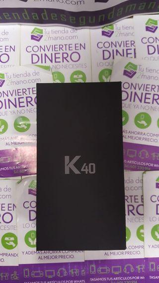 LG K40 AZUL 32GB