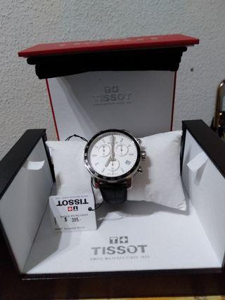 reloj suizo Tissot quickster chronograph NBA