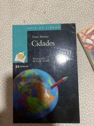 libro Cidades