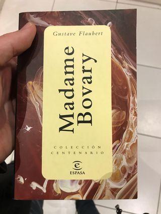 Madame Bovary novela