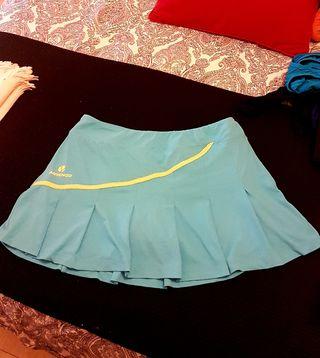 falda padel talla M