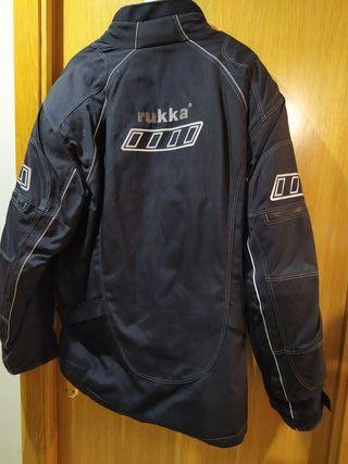 chaqueta moto rukka